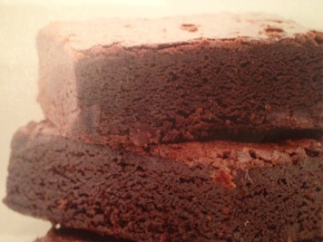 blackbean brownies